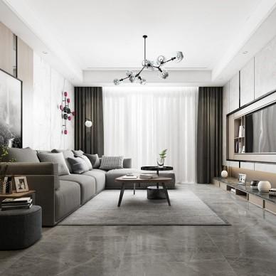 现代高级灰空间设计_3705999
