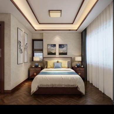 新中式别墅设计_3710910