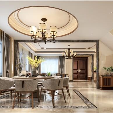 新中式别墅设计_3710911