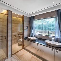 玛德兰斯现代轻奢风格装修—卫生间图片