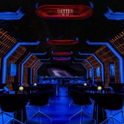 宇宙尽头有个酒吧—店内环境