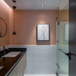 壹阁设计 x 作『CORONES』—卫生间图片
