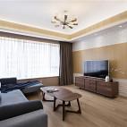 日式禅意空间—客厅图片