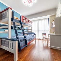 126平米現代簡約—兒童房設計圖