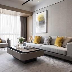 華僑城創想大廈 · 云邸—客廳圖片