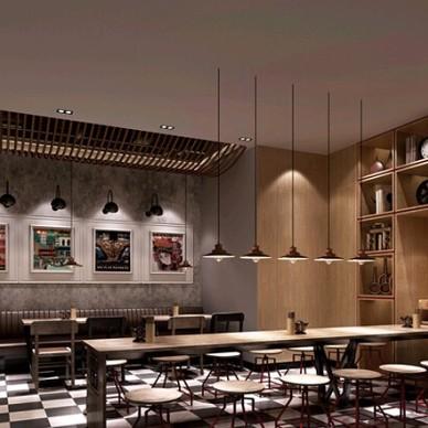 餐饮空间设计_3718005