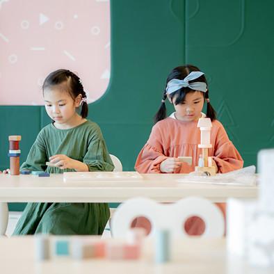 送給孩子的花花學園,為美好生活而設計