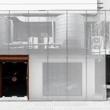 PART STUDIO艺术留学教育机构—入口处图片