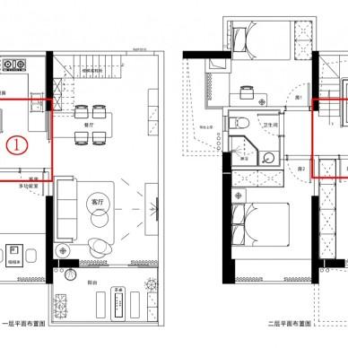 現代135平三代同堂之--暖暖的新家_3726517