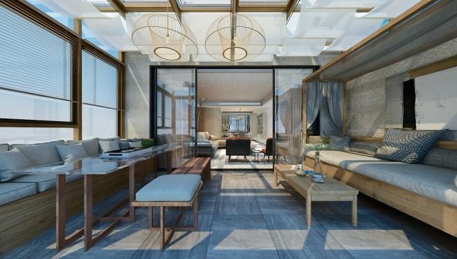 超大客厅阳光房是怎么样的体验?