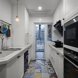 夏日清凉——厨房图片