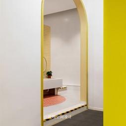 教育空间设计——洗手间图片