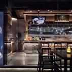 餐饮空间设计:艺鼎新作:秦喜·肉夹馍_3738359