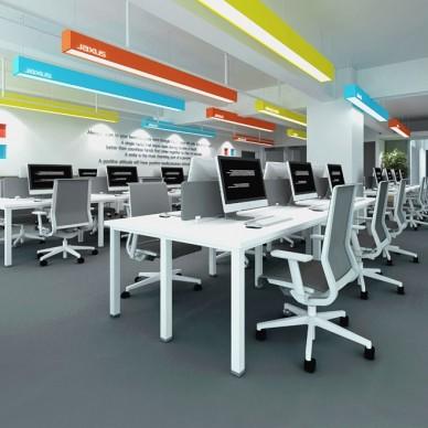 佳学教育办公室设计_3740369