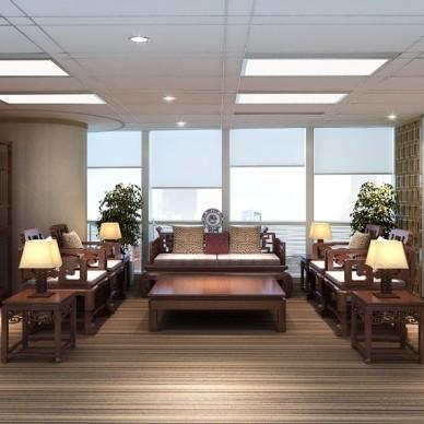 广州富宏投资有限公司办公室设计_3740393