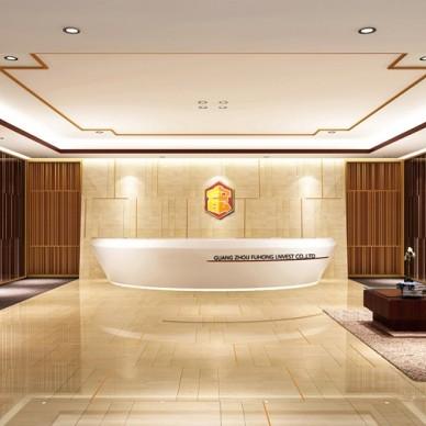 广州富宏投资有限公司办公室设计_3740396