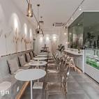 甜品咖啡店circles——店内环境图片