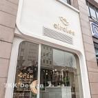 甜品咖啡店circles_3742058