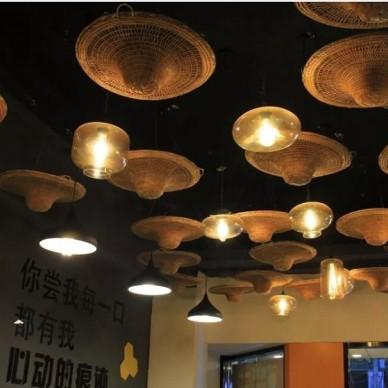 餐飲店粥鋪裝修方案設計_3745425