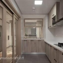 [ 秋居 ]-温柔与冷清的交流——厨房图片