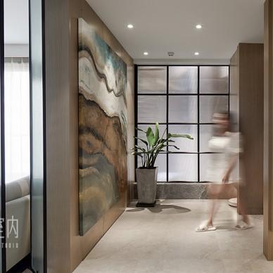 145平米现代简约——玄关图片