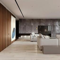 幾墨設計  現代風格大平層設計案例_3748637