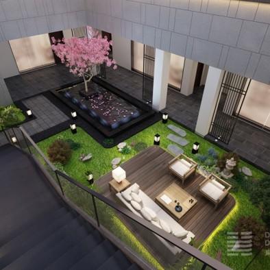 东杨设计作品丨地产会所