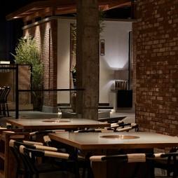 集嘉设计 「渝乡海棠」,牛油锅城市的美意——座位图片