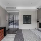 一野设计—140m² |有颜色的黑白灰——卧室图片