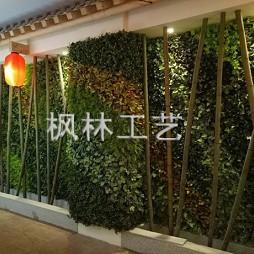 走廊仿真植物墻_3751238