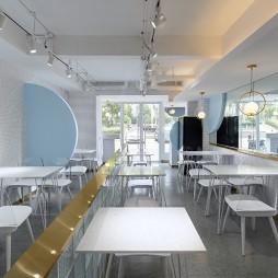【苏格设计出品】三石米蛋炒饭——座位区图片