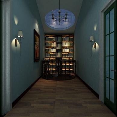 尼伯尔王室古堡设计项目_3759705