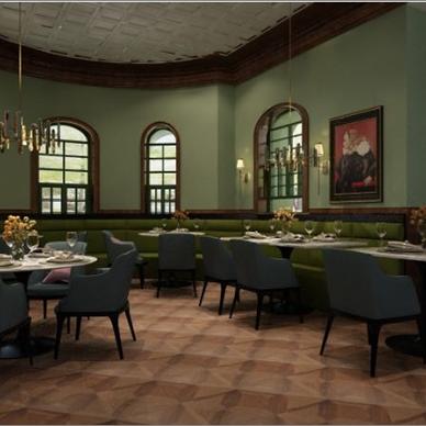 尼伯尔王室古堡设计项目_3759704