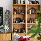 潮范儿旅行达人的家全是老物件和木工手作_3768011