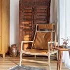 潮范儿旅行达人的家全是老物件和木工手作_3768035