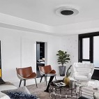 500㎡現代風格——客廳圖片
