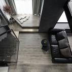 电视隐身、楼梯悬浮?这个LOFT不可思议_3772337