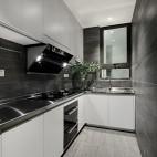 70平小房子秒变100平——厨房平台