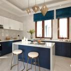 """減負后的別墅,才是""""家""""該有的輕松——廚房圖片"""