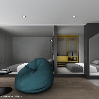 M公寓   小小空间 不一样的质感生活_3774891