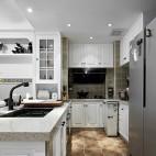 美式经典—幸福来敲门——厨房图片