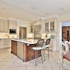 美式风情的浪漫演绎法——厨房图片