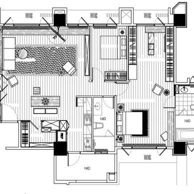 《极致灰-汽车设计师的家》_3781841