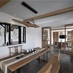 中式现代—自在居——茶室图片