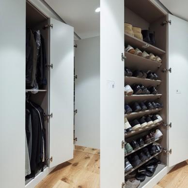 厨房变卧室,变一个绅士品格的家_3804756