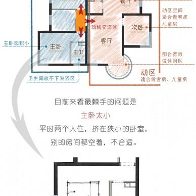 卫生间平移10米,设计师敢想敢做!_3806964