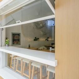 深蓝坊咖啡馆 · 水形物语——窗台设计图