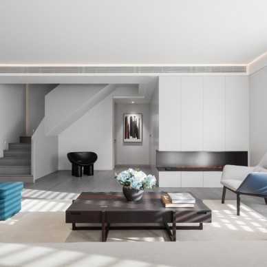 《一度灰的优雅》——柒筑空間設計_3811502