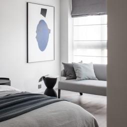 《一度灰的优雅》——柒筑空間設計_3811522