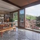 180平中式居所,古朴大气淡雅自然——茶室图片